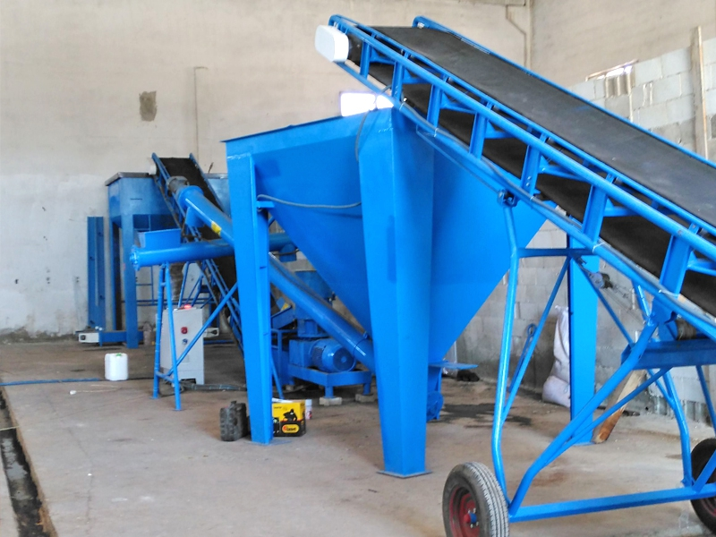 Forest Waste Pellet Machine