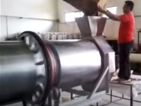 Rotary Kiln Drying